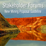 DMP is running three workshops in February to share the key aspects of the new Guideline for Mining Proposals