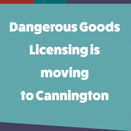 Dangerous Goods Licensing