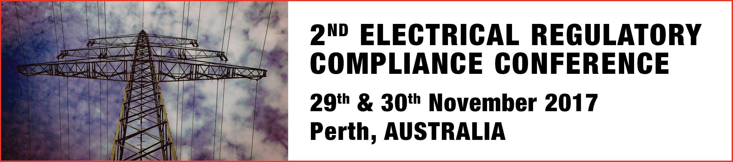 2nd Electrical Regulatory Compliance Conference