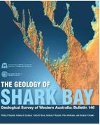 The cover of Bulletin 146 The geology of Shark Bay