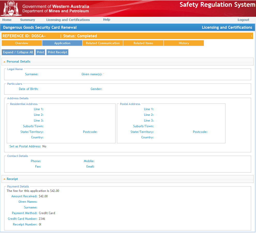 renew drivers license online western australia